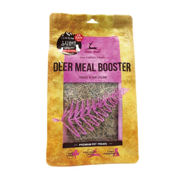 DEER MEAL BOOSTER (鹿のふりかけ・犬猫用)