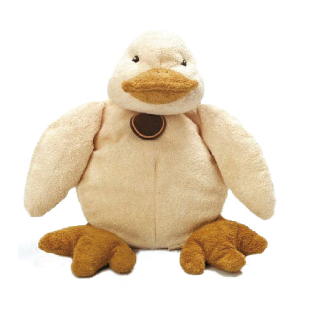 Soft toy duck Ferdinand