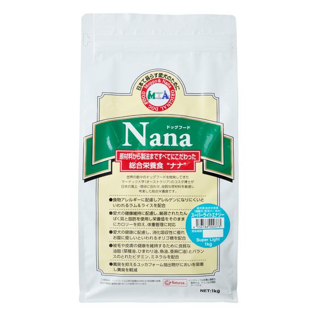 ナナ スーパーライトエナジー 1kg