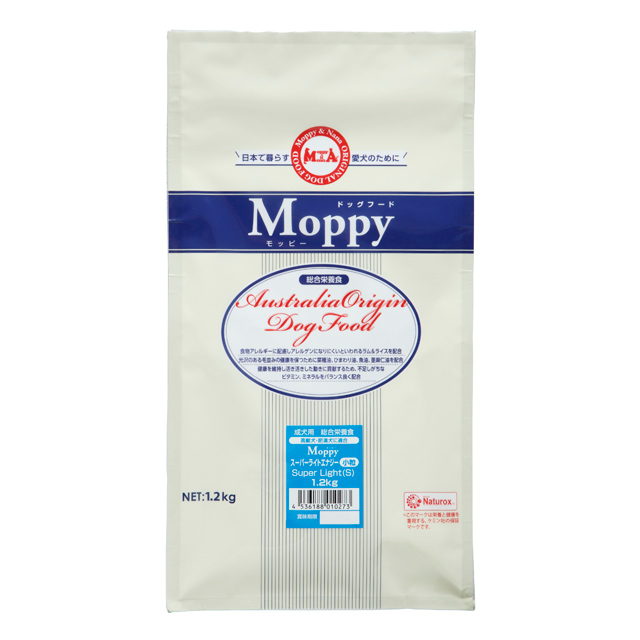 moppyスーパーライトエナジー小粒1.2kg